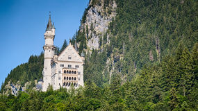 Neuschwanstein Castle by Summer Stock Images