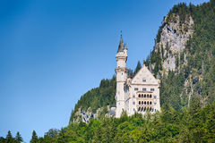 Neuschwanstein Castle - Summer View Royalty Free Stock Photos