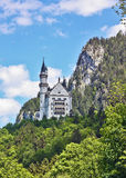 Schloss Neuschwanstein,Bavaria,Germany Stock Image