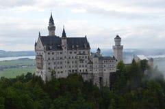 Neuschwanstein Castle, Disney Stock Images