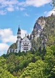 Schloss Neuschwanstein,Bavaria,Germany Stock Image