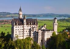 Neuschwanstein Castle Stock Photography
