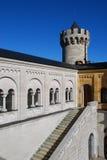 Neuschwanstein del castello Fotografia Stock Libera da Diritti