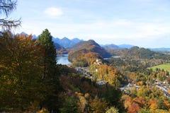 Neuschwanstein Duitsland Royalty-vrije Stock Afbeelding