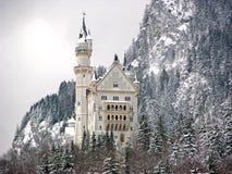 Neuschwanstein kasztel Zdjęcie Royalty Free