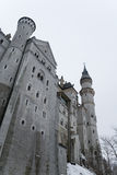 Neuschwanstein Schloss Lizenzfreie Stockfotografie