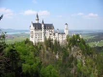 Neuschwanstein Schloss Stockfoto