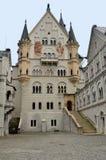 Neuschwanstein Schloss, Bayern, Deutschland Stockfotografie