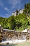 Neuschwanstein-Schloss nahe FÃ-¼ ssen Stockfotografie