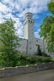 Neuschwanstein slott Fotografering för Bildbyråer