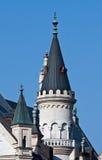 Neuschwanstein城堡Fussen德国 库存图片