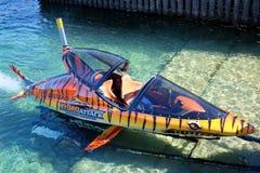 Neuseeland-Abenteuertourismus Lizenzfreies Stockbild