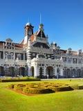 Neuseeland, Dunedin, historischer Bahnhof Lizenzfreies Stockbild