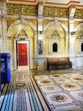 Neuseeland, Dunedin, historischer Bahnhof Stockfotos