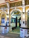 Neuseeland, Dunedin, historischer Bahnhof Stockfoto