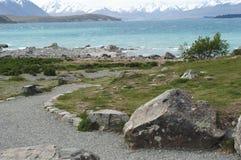 Neuseeland-Farbe Stockbild