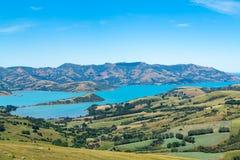 Neuseeland-Naturlandschaft lizenzfreies stockfoto