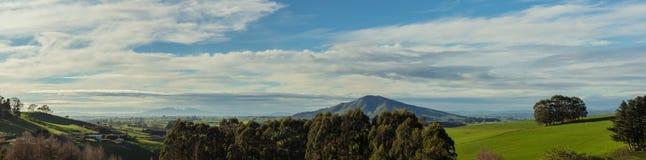 Neuseeland-Szene Lizenzfreies Stockbild