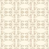 Neutral beige plant wallpaper Royalty Free Stock Photo