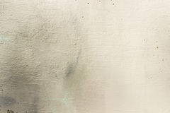 Neutral Beige Wall. Texture Stock Image
