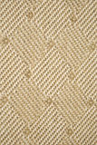 A neutral beige woven pattern Stock Image