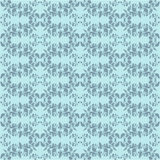 Neutral blue plant wallpaper Royalty Free Stock Photography