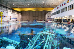 Neutral Buoyancy Lab - Johnson Space Center Royalty Free Stock Photo