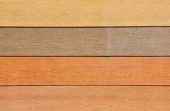 Neutral Color Wood Siding Stock Photography