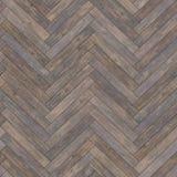 Neutral de madera inconsútil de la raspa de arenque de la textura del entarimado Foto de archivo