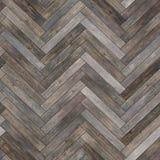 Neutral de madera inconsútil de la raspa de arenque de la textura del entarimado Imagen de archivo libre de regalías