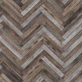 Neutral de madera inconsútil de la raspa de arenque de la textura del entarimado Imágenes de archivo libres de regalías