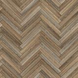 Neutral de madera inconsútil de la raspa de arenque de la textura del entarimado Foto de archivo libre de regalías