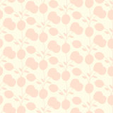 Neutral floral background. swirl and curve Stock Image