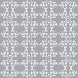 Neutral floral background. swirl and curve Stock Photography