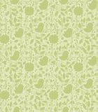 Neutral floral background. swirl and curve Royalty Free Stock Images
