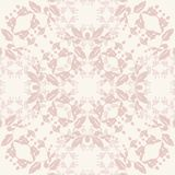 Neutral floral background. swirl and curve Stock Photo