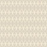 Neutral floral ornament. beige color Stock Images