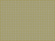 Neutral Netting. Background of small abstract leaf grid on sage Royalty Free Illustration