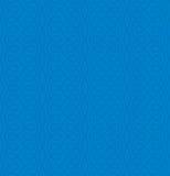 Neutral sömlös linjär krusidullmodell för Retro design Royaltyfri Bild