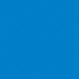 Neutral sömlös linjär krusidullmodell för Retro design Arkivbilder