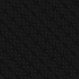 Neutral sömlös linjär krusidullmodell för Retro design Arkivfoton