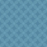 Neutral Seamless Celtic Knotwork Pattern. Stock Image