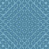 Neutral Seamless Linear Flourish Pattern. Stock Photography