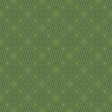 Neutral Seamless Linear Flourish Pattern. Royalty Free Stock Photography