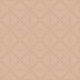 Neutral Seamless Linear Flourish Pattern. Neutral Seamless Linear Pattern. Tileable Geometric Outline Ornate. Vintage Flourish Vector Background. Hazelnut and Royalty Free Stock Images
