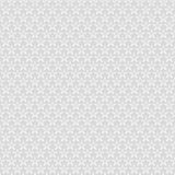 Neutral Seamless Pattern of White Stars on Gray Backdrop. Tileable vector background Royalty Free Stock Photos