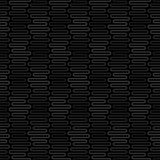 Neutral seamless vector background in dark gray. vector illustration