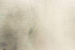 Neutrale beige muur Textuur Stock Afbeelding