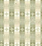 Neutrales geometrisches nahtloses Muster der Weinlese Stockbilder