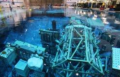 Neutralnego Buoyancy Lab - Johnson Astronautyczny centrum zdjęcie royalty free